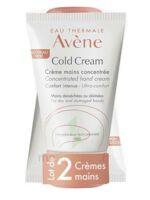 Avène Eau Thermale Cold Cream Duo Crème Mains 2x50ml à PÉLISSANNE