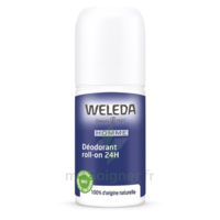 Weleda Déodorant Roll-on 24h Homme 50ml à PÉLISSANNE