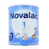 Novalac 1 Lait En Poudre 1er âge B/800g à PÉLISSANNE