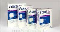 Foam Lite Convatec Pansement Hydrocellulaire Adhésif Stérile 8x8cm B/10 à PÉLISSANNE
