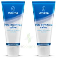 Weleda Duo Pâte Dentifrice Saline 150ml à PÉLISSANNE