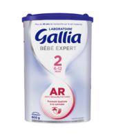 Gallia Bebe Expert Ar 2 Lait En Poudre B/800g à PÉLISSANNE