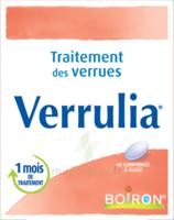 Boiron Verrulia Comprimés à PÉLISSANNE