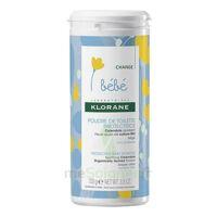 Klorane Bébé Poudre De Toilette Protectrice 100gr à PÉLISSANNE