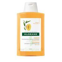 Klorane Beurre De Mangue Shampooing Cheveux Secs 200ml à PÉLISSANNE