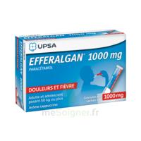 Efferalgan 1g Cappuccino Granules 8 Sachets à PÉLISSANNE