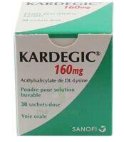 KARDEGIC 160 mg, poudre pour solution buvable en sachet à PÉLISSANNE