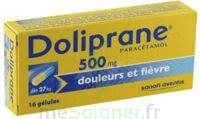 Doliprane 500 Mg Gélules B/16 à PÉLISSANNE