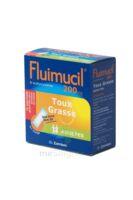 FLUIMUCIL EXPECTORANT ACETYLCYSTEINE 200 mg ADULTES SANS SUCRE, granulés pour solution buvable en sachet édulcorés à l'aspartam et au sorbitol à PÉLISSANNE