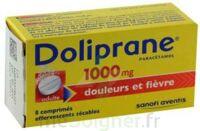 Doliprane 1000 Mg Comprimés Effervescents Sécables T/8 à PÉLISSANNE