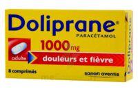Doliprane 1000 Mg Comprimés Plq/8 à PÉLISSANNE