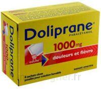 Doliprane 1000 Mg Poudre Pour Solution Buvable En Sachet-dose B/8 à PÉLISSANNE