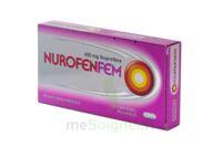 NUROFENFEM 400 mg, comprimé pelliculé à PÉLISSANNE