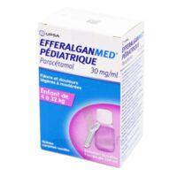 Efferalganmed 30 Mg/ml S Buv Pédiatrique Fl/150ml à PÉLISSANNE