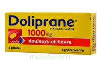 Doliprane 1000 Mg Gélules Plq/8 à PÉLISSANNE