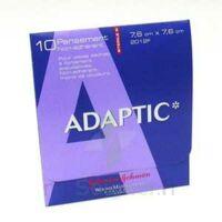 Adaptic, 10 Cm X 10 Cm , Bt 10 à PÉLISSANNE