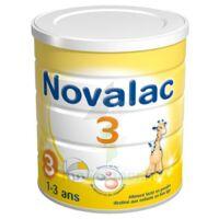 Novalac 3 Lait De Croissance B/800g à PÉLISSANNE