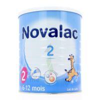 Novalac 2 Lait En Poudre 2ème âge B/800g* à PÉLISSANNE