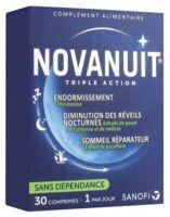 Novanuit Triple Action Comprimés B/30 à PÉLISSANNE
