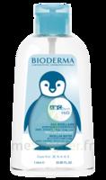 Abcderm H2o Solution Sans Rinçage Nettoyante Bébé Fl Pompe/1l à PÉLISSANNE