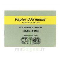 Papier D'arménie Traditionnel Feuille Triple à PÉLISSANNE