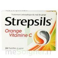 Strepsils Orange Vitamine C, Pastille à PÉLISSANNE