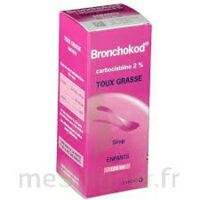 BRONCHOKOD ENFANTS 2 POUR CENT, sirop à PÉLISSANNE