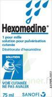 Hexomedine 1 Pour Mille, Solution Pour Pulvérisation Cutanée En Flacon Pressurisé à PÉLISSANNE