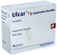 Ulcar 1 G, Suspension Buvable En Sachet à PÉLISSANNE