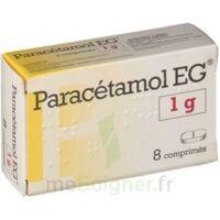 Paracetamol Eg 1 G, Comprimé à PÉLISSANNE