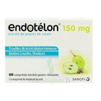 Endotelon 150 Mg, Comprimé Enrobé Gastro-résistant