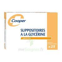 Suppositoires A La Glycerine Cooper Suppos En Récipient Multidose Adulte Sach/25 à PÉLISSANNE