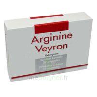 Arginine Veyron, Solution Buvable En Ampoule à PÉLISSANNE