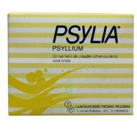 Psylia, Poudre Effervescente Pour Suspension Buvable En Sachet à PÉLISSANNE