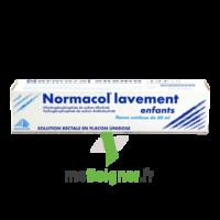 Normacol Lavement Enfants, Solution Rectale, Récipient Unidose à PÉLISSANNE
