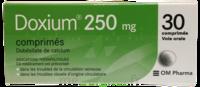 DOXIUM 250 mg, comprimé à PÉLISSANNE