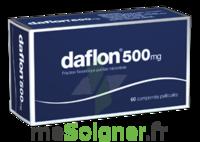 DAFLON 500 mg Comprimés pelliculés Plq/60 à PÉLISSANNE