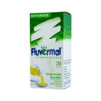 Fluvermal 2 % Susp Buv Fl/30ml à PÉLISSANNE