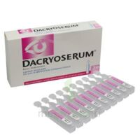 DACRYOSERUM Solution pour lavage ophtalmique en récipient unidose 20Unidoses/5ml à PÉLISSANNE