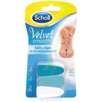 Scholl Velvet Smooth Ongles Sublimes Kit De Remplacement à PÉLISSANNE