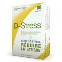 D-stress, Boite De 80 à PÉLISSANNE