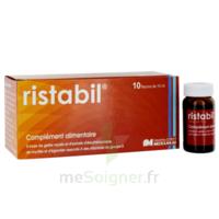 Ristabil Anti-fatigue Reconstituant Naturel B/10 à PÉLISSANNE
