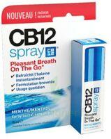 Cb 12 Spray Haleine Fraîche 15ml à PÉLISSANNE