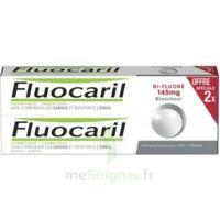 Fluocaril Bi-Fluoré 145 mg Pâte dentifrice blancheur 2*75ml à PÉLISSANNE