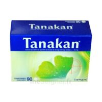 Tanakan 40 Mg, Comprimé Enrobé Pvc/alu/90 à PÉLISSANNE