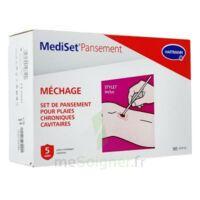 Mediset® Set De Pansement Plaie Chronique Méchage - Boîte De 5 Soins à PÉLISSANNE