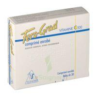 Fero-grad Vitamine C 500, Comprimé Enrobé à PÉLISSANNE