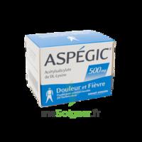 ASPEGIC 500 mg, poudre pour solution buvable en sachet-dose 20 à PÉLISSANNE