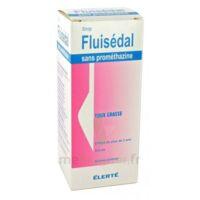 FLUISEDAL SANS PROMETHAZINE Sirop Fl/250ml à PÉLISSANNE