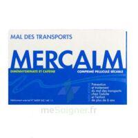 Mercalm, Comprimé Pelliculé Sécable à PÉLISSANNE